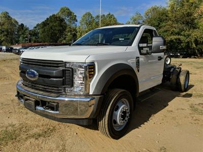 2019 F-550 Regular Cab DRW 4x2,  Cab Chassis #KDA22003 - photo 3