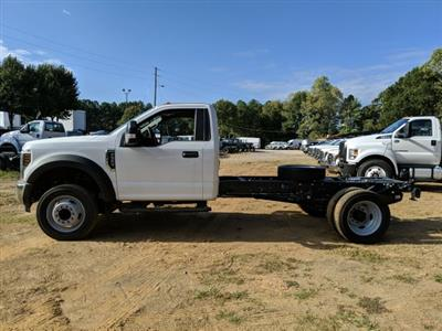 2019 F-550 Regular Cab DRW 4x2,  Cab Chassis #KDA22003 - photo 4