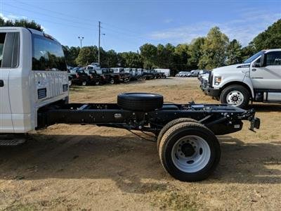 2019 F-550 Regular Cab DRW 4x2,  Cab Chassis #KDA22003 - photo 7