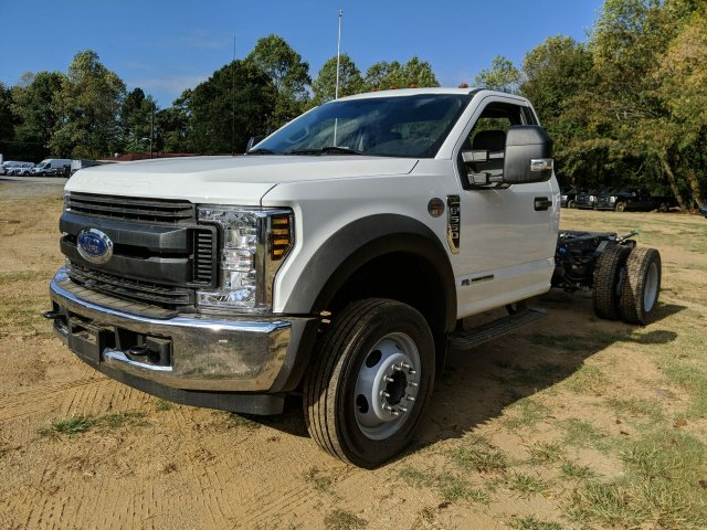 2019 F-550 Regular Cab DRW 4x2,  Cab Chassis #KDA22004 - photo 3