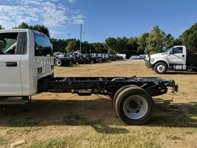 2019 F-550 Regular Cab DRW 4x2,  Cab Chassis #KDA22004 - photo 7