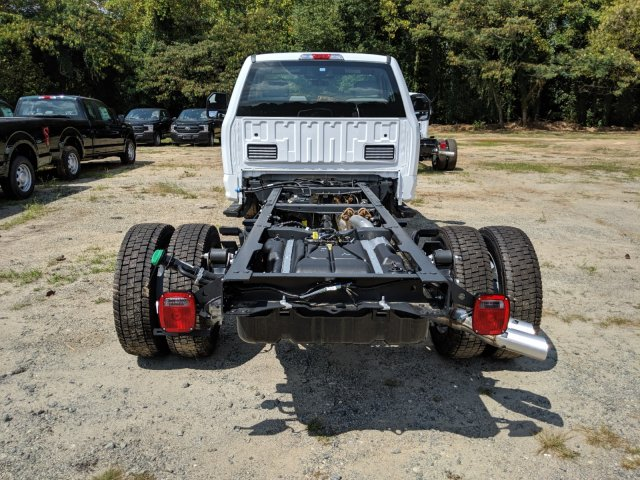 2019 Ford F-550 Regular Cab DRW 4x4, Cab Chassis #KDA22013 - photo 1