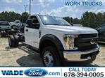2019 F-550 Regular Cab DRW 4x4, Cab Chassis #KDA22013 - photo 1