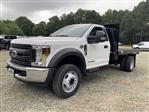 2019 Ford F-550 Regular Cab DRW RWD, Knapheide Platform Body #KDA24223 - photo 3