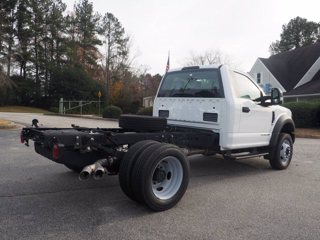 2019 Ford F-550 Regular Cab DRW 4x2, Cab Chassis #KDA26050 - photo 1