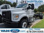 2019 F-650 Regular Cab DRW 4x2,  Cab Chassis #KDF00434 - photo 1