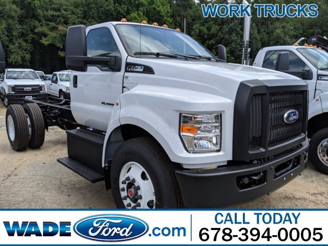 2019 Ford F-750 Regular Cab DRW 4x2, Cab Chassis #KDF10003 - photo 1