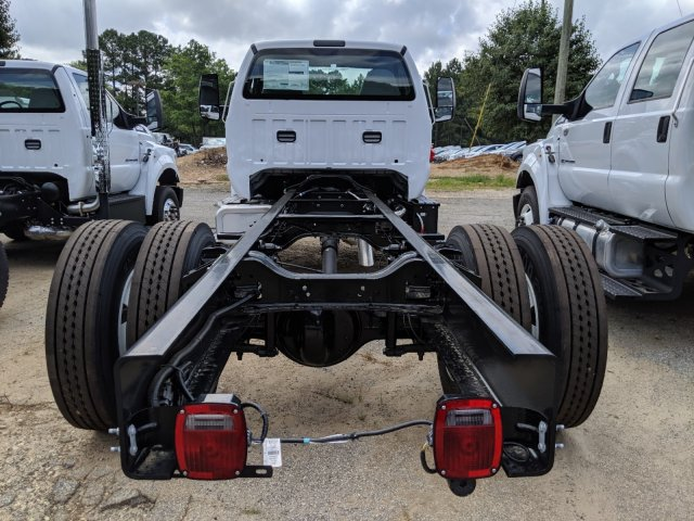2019 Ford F-750 Regular Cab DRW 4x2, Cab Chassis #KDF10003 - photo 2