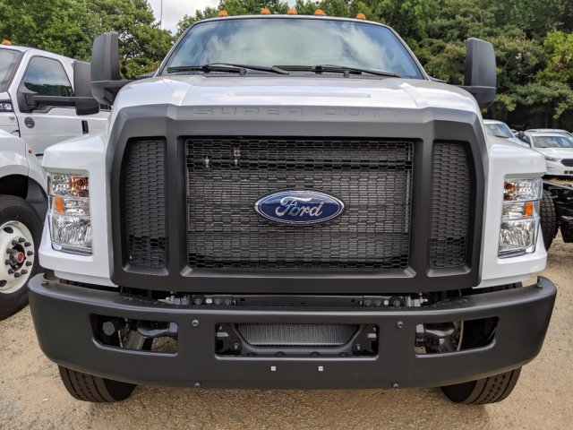 2019 Ford F-750 Regular Cab DRW 4x2, Cab Chassis #KDF10003 - photo 9