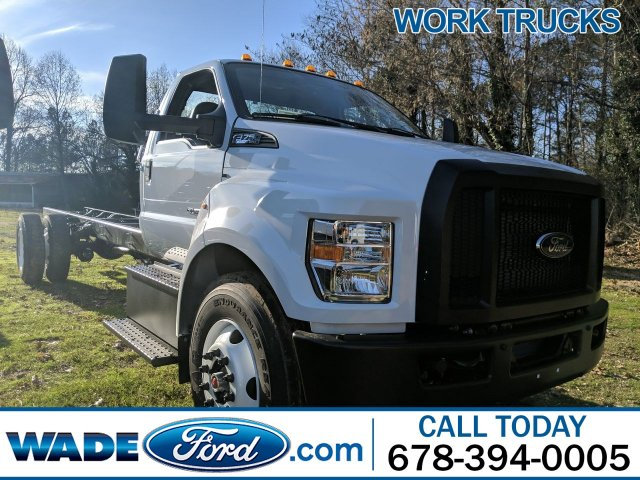 2019 Ford F-750 Regular Cab DRW 4x2, Cab Chassis #KDF14435 - photo 1