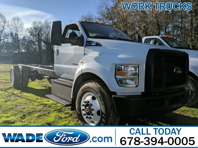 2019 F-750 Regular Cab DRW 4x2, Cab Chassis #KDF14437 - photo 1