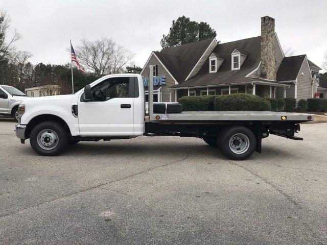 2019 F-350 Regular Cab DRW 4x2,  Freedom Workhorse Platform Body #KEC65621 - photo 6