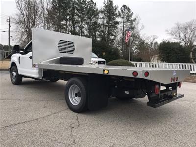 2019 F-350 Regular Cab DRW 4x2,  Freedom Workhorse Platform Body #KEC65621 - photo 2