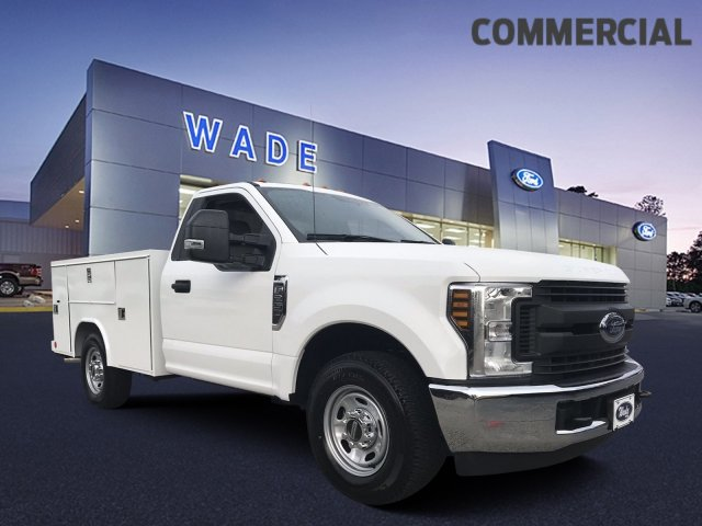 2019 F-250 Regular Cab 4x2,  Reading Service Body #KEC70869 - photo 3