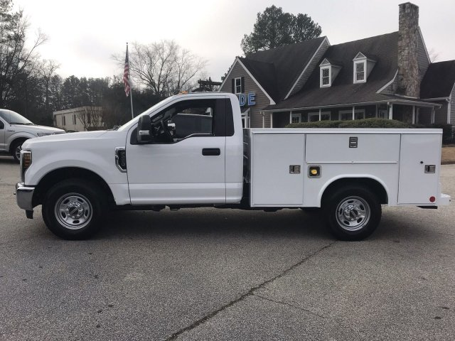 2019 F-250 Regular Cab 4x2,  Reading Service Body #KEC70869 - photo 4