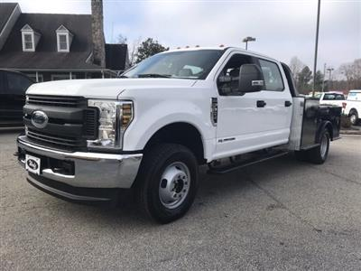 2019 F-350 Crew Cab DRW 4x4,  CM Truck Beds TM Deluxe Hauler Body #KEC84081 - photo 1