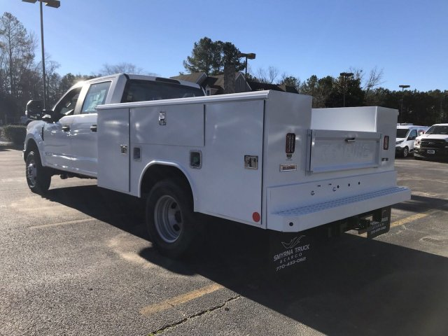 2019 F-350 Crew Cab DRW 4x4,  Reading Service Body #KED02623 - photo 2