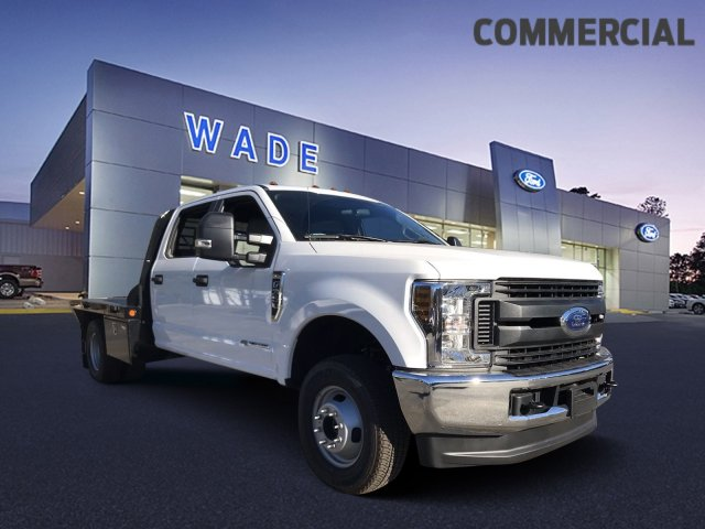 2019 F-350 Crew Cab DRW 4x4,  Platform Body #KED02624 - photo 13