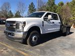 2019 F-350 Crew Cab DRW 4x4,  Platform Body #KED02624 - photo 1