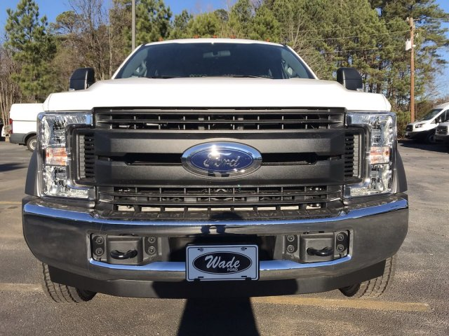 2019 F-450 Crew Cab DRW 4x2,  Platform Body #KED30148 - photo 10
