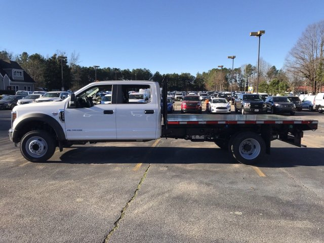 2019 F-450 Crew Cab DRW 4x2,  Platform Body #KED30148 - photo 6