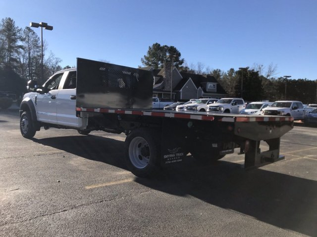 2019 F-450 Crew Cab DRW 4x2,  Platform Body #KED30148 - photo 2