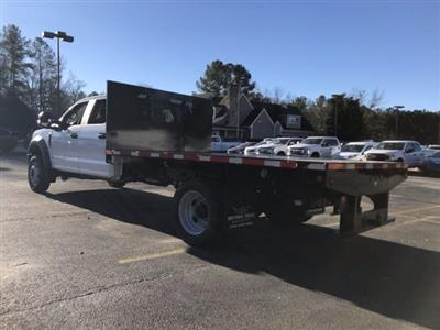 2019 F-450 Crew Cab DRW 4x2,  Smyrna Truck Platform Body #KED30148 - photo 2