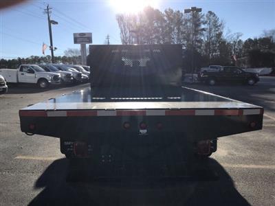 2019 F-450 Crew Cab DRW 4x2,  Smyrna Truck Platform Body #KED30148 - photo 7