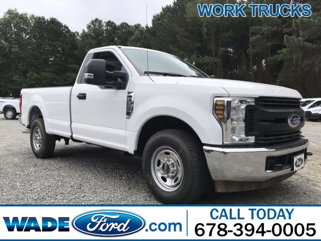 2019 F-250 Regular Cab 4x4,  Pickup #KED34303 - photo 21