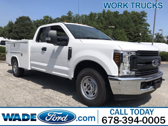 2019 F-250 Super Cab 4x2,  Reading SL Service Body #KEE60109 - photo 1