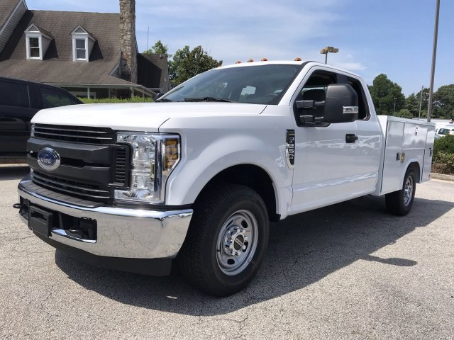 2019 F-250 Super Cab 4x2,  Reading SL Service Body #KEE60109 - photo 11