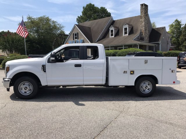 2019 F-250 Super Cab 4x2,  Reading SL Service Body #KEE60109 - photo 9