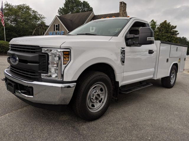 2019 F-350 Regular Cab 4x2, Reading Classic II Steel Service Body #KEE95661 - photo 4