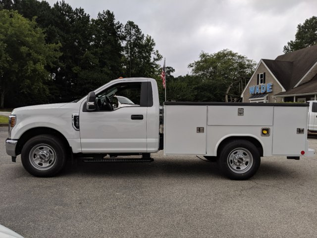 2019 F-350 Regular Cab 4x2, Reading Classic II Steel Service Body #KEE95661 - photo 3