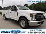2019 F-350 Regular Cab 4x2, Reading Classic II Steel Service Body #KEE95661 - photo 1