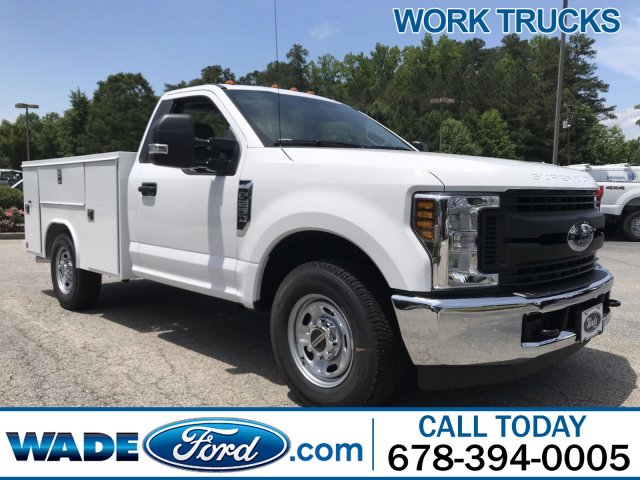 2019 F-250 Regular Cab 4x2, Reading Service Body #KEE97309 - photo 1