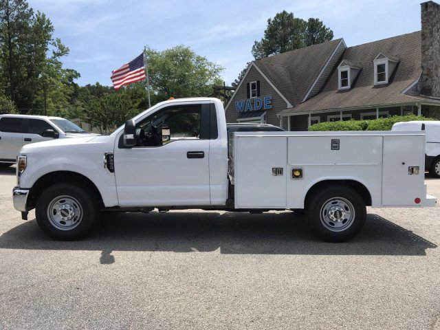 2019 F-250 Regular Cab 4x2,  Reading SL Service Body #KEE97309 - photo 3