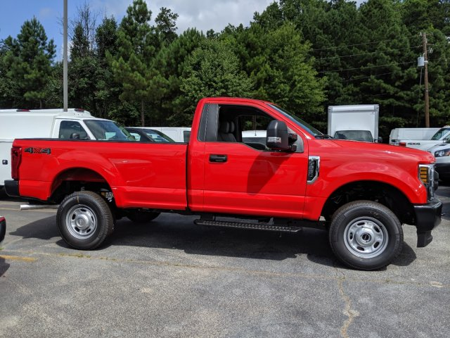 2019 F-250 Regular Cab 4x4,  Pickup #KEF55637 - photo 6