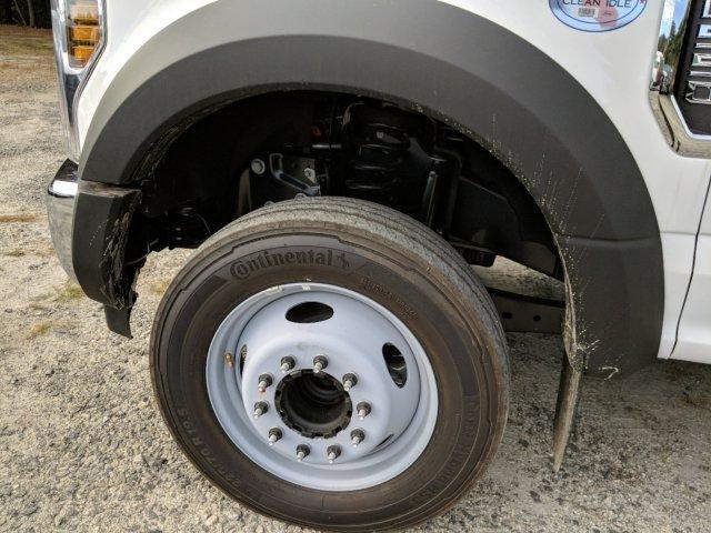 2019 F-550 Regular Cab DRW 4x2,  Smyrna Truck Platform Body #KEF66223 - photo 11