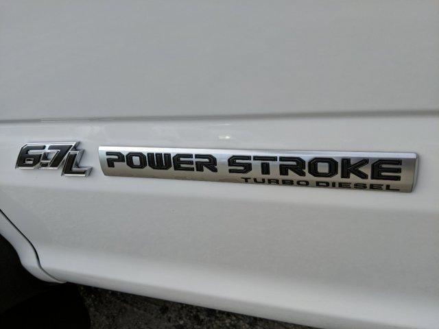 2019 F-550 Regular Cab DRW 4x2,  Smyrna Truck Platform Body #KEF66223 - photo 7