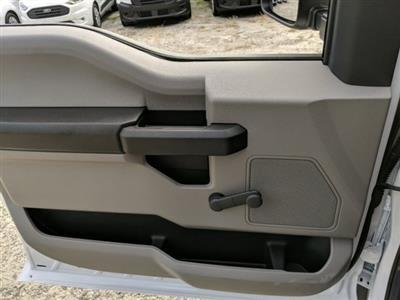 2019 F-550 Regular Cab DRW 4x2,  Smyrna Truck Platform Body #KEF66223 - photo 22
