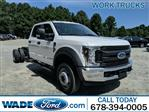 2019 F-550 Crew Cab DRW 4x2,  Cab Chassis #KEF84625 - photo 1