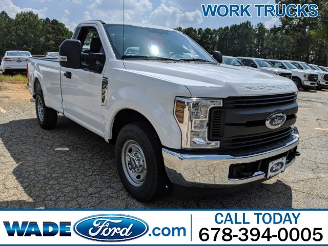 2019 F-250 Regular Cab 4x2,  Pickup #KEF91664 - photo 1