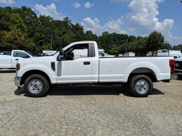 2019 F-250 Regular Cab 4x2,  Pickup #KEF91664 - photo 10
