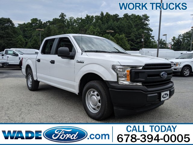 2019 F-150 SuperCrew Cab 4x2, Pickup #KFC75460 - photo 1