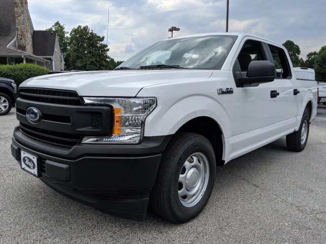2019 F-150 SuperCrew Cab 4x2, Pickup #KFC75460 - photo 3