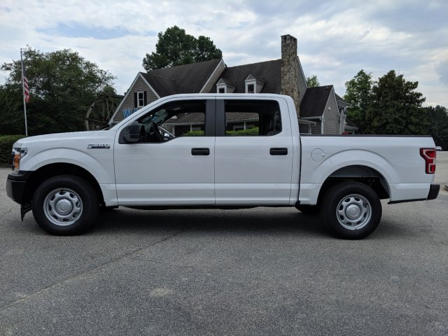 2019 F-150 SuperCrew Cab 4x2, Pickup #KFC75460 - photo 4