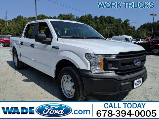 2019 F-150 SuperCrew Cab 4x2,  Pickup #KFD18361 - photo 1
