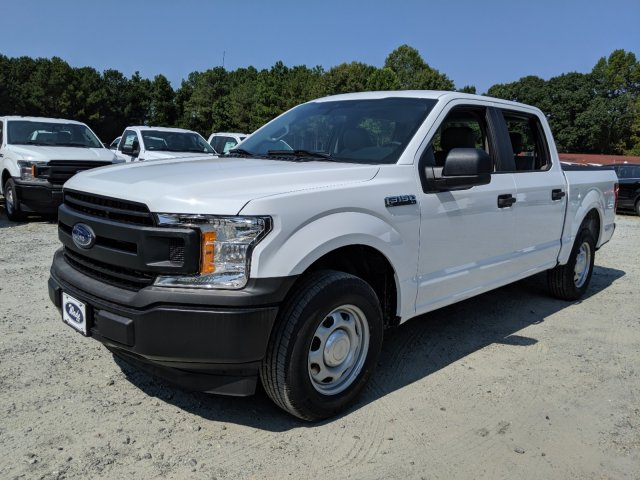 2019 F-150 SuperCrew Cab 4x2,  Pickup #KFD18361 - photo 4