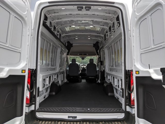 2019 Transit 350 High Roof 4x2,  Empty Cargo Van #KKA07018 - photo 2